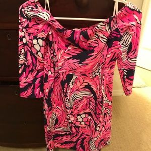 LILLY PULITZER Laurana dress size XS